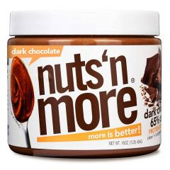 Nuts 'N More Protein + 65% Dark Chocolate Spread