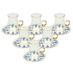 Bella Blue Sky Tea Set