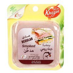 Khazan Smoked Turkey Square