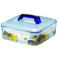Lock & Lock Divided Appetizer Storage Container