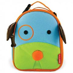 Skip Hop Zoo Lunchie Dog Insulated Lunch Bag