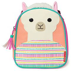 Skip Hop Zoo Lunchie Insulated Llama Lunch Bag