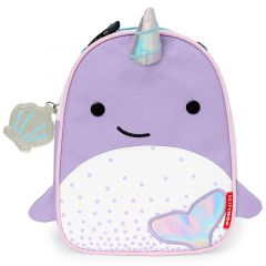 Skip Hop Zoo Lunchie Narwhal Insulated