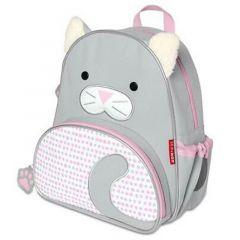 Skip Hop Zoo Winter Cat Backpack