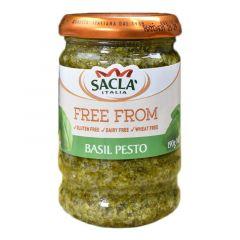 Sacla Italia No. 9 Basil Pesto
