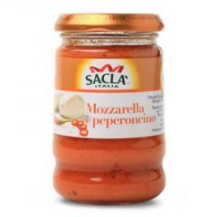 Sacla Italia Mozzarella Peperoncino Pasta Sauce