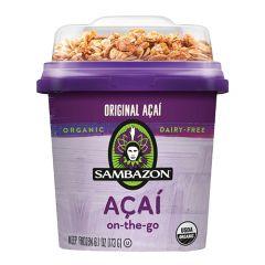 Sambazon Organic Acai On The Go Sorbet