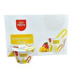Petra Frozen Mango Yoghurt