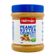 Herman Peanut Butter Crunchy Spread