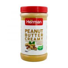 Herman Peanut Butter Creamy Spread