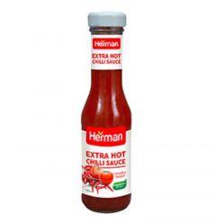 Herman Extra Hot Chili Sauce