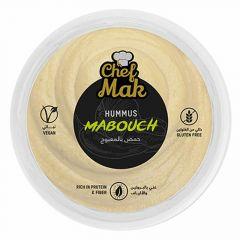 Chef Mak Gluten Free Mabouch Hummus
