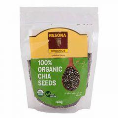 Resona Organic Black Chia Seeds