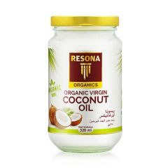 Resona Organic Virgin Coconut Oil