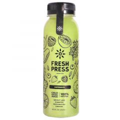 Fresh Press Defender Cold Press Juice