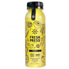 Fresh Press Sparkle Cold Press Juice