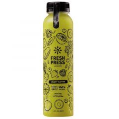 Fresh Press Celery Cleanse Cold Press Juice