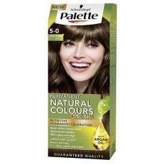 Schwarzkopf Palette Permanent Naturals Color Creme 5-0 Light Brown