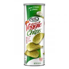 Sensible Portion Sour Cream & Onion Veggie Chips