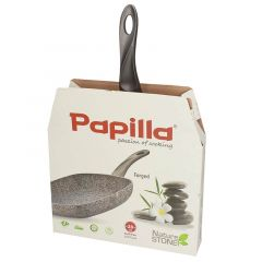 Papilla Nature Stone Forged Gill Pan