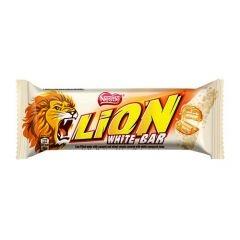 Nestle Lion White Chocolate
