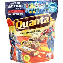 Quanta Mini Snacking Mix With Collectibles