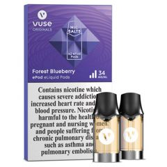 Vuse Liquid Pod Cartridges Forest Blueberry
