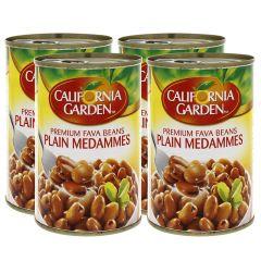 California Garden Medammes Fava Beans