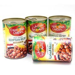 California Garden Canned Egyptian Fava Beans