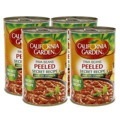 California Garden Peeled Fava Beans