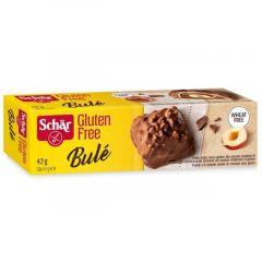 Schar Gluten Free Bule Chocolate Wafers With Hazelnut