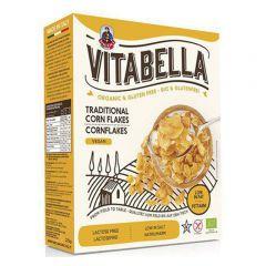 Vitabella Traditional Organic Corn Flakes