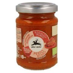 Alce Nero Organic Red Pesto Sauce