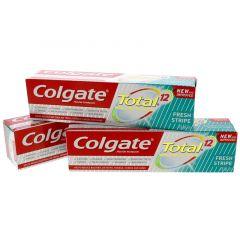 Colgate Total Fresh Stripe Fluoride Toothpaste
