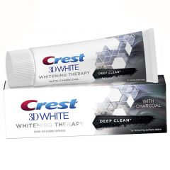 Crest 3D White Whitening Therapy With Charcoal Toothpaste