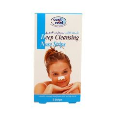 Cool & Cool Deep Cleansing Nose Strips