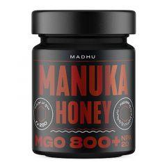 Madhu Mgo 800 Manuka Honey