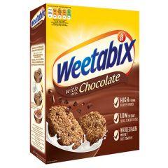 Weetabix Chocolate Cereals