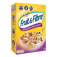 Weetabix Fruit & Fibre Wheat Flakes With Fruits & Nuts