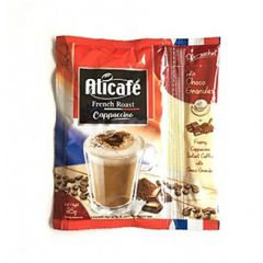 Ali Cafe French Roast Cappuccino With Creamer