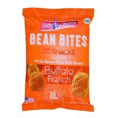 Lady Liberty Buffalo Ranch Bean Bites 3D Snacks