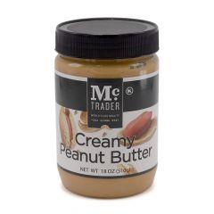 Mc Trader Creamy Peanut Butter