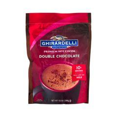 Ghiradelli Premium Double Hot Cocoa Chocolate Powder