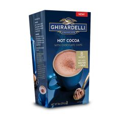 Ghiradelli Hot Cocoa With Chocolate Chips Powder