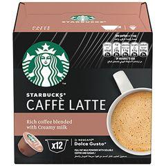 Starbucks Caffe Latte Capsule