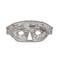 Cala Grey Gel Beads Face Mask