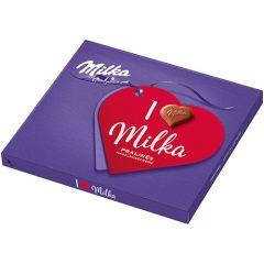 Milka Pralines Hazelnut Cream