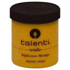 Talenti Gelato SoRBetto Alfonso Mango Ice Cream