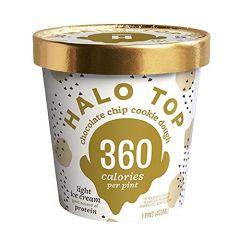 Halo Top Cookie DoughIce Cream