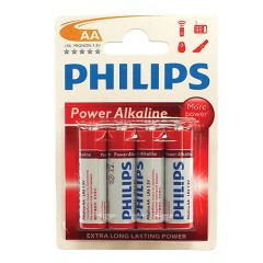 Philips 2A Alkline Battery